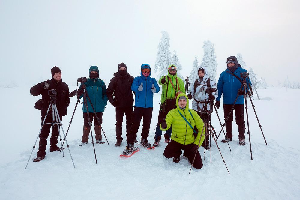 Warsztaty na Śnieżce z Pawłem Uchorczakiem