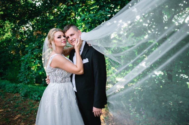 Zdjęcie ślubne w plenerze Artur i Paulina