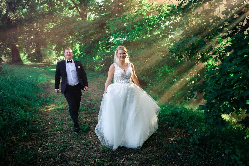Zdjęcie ślubne Paulina i Artur