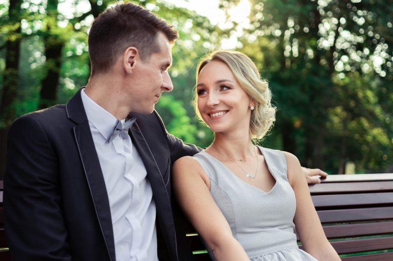 Zdjęcie ślubne Szymon i Anita