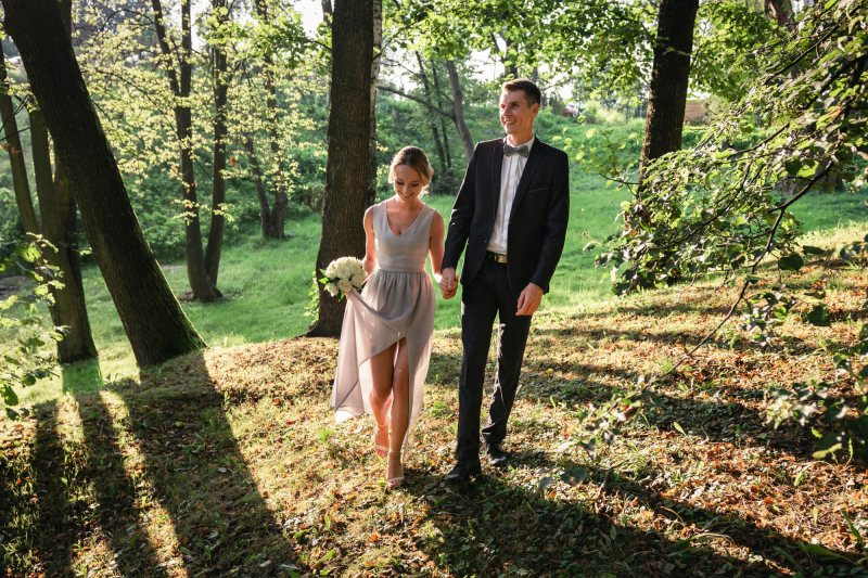 zdjęcie slubne Szymon i Anita